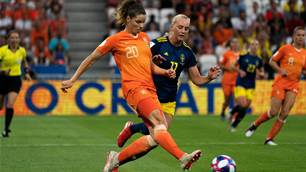 WWC Pic Special: Netherlands vs Sweden