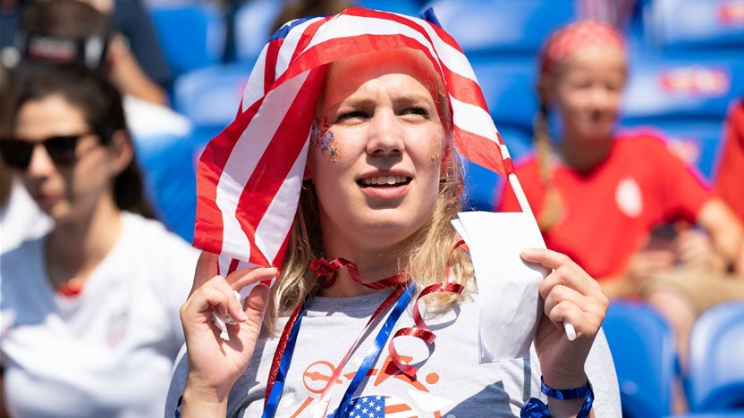 WWC pic special: USA vs Netherlands