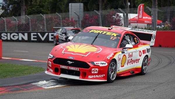 Pic special: Townsville Supercars
