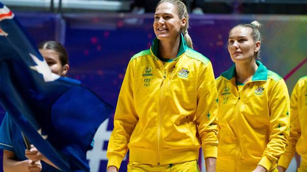 NWC Pic Special: Australia v Northern Ireland