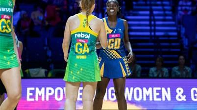 NWC Pic Special: Australia v Barbados