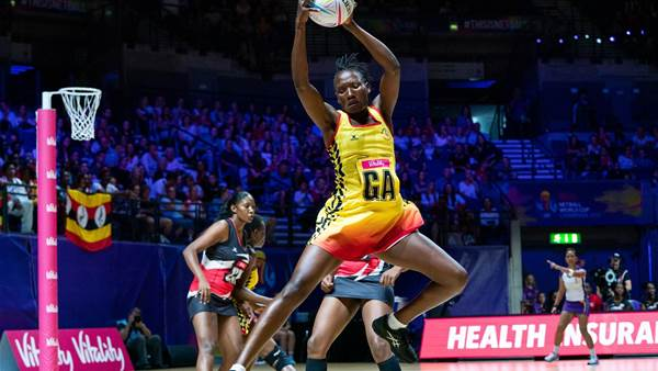 NWC Pic Special: Uganda v Trinidad & Tobago