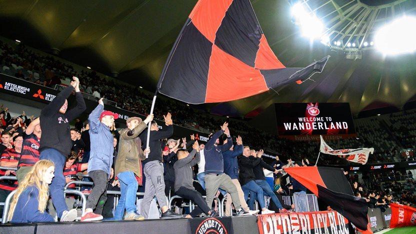 On the sidelines: Epic Western Sydney Wanderers vs Leeds United gallery