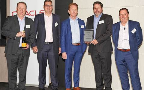 Oracle honours top ANZ partners