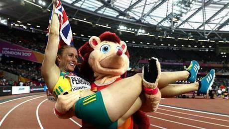 The Gold, The Guns, The Glory: The Best Of Sally Pearson