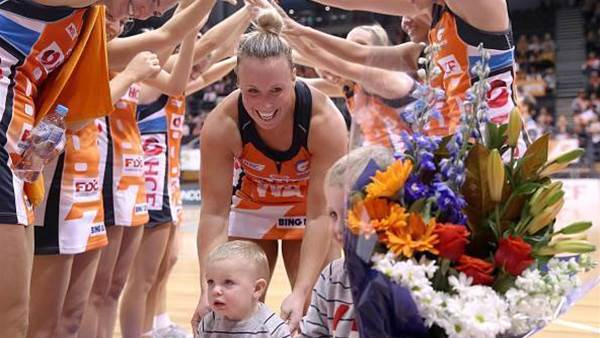 'The face of netball': The very best of Kim Green