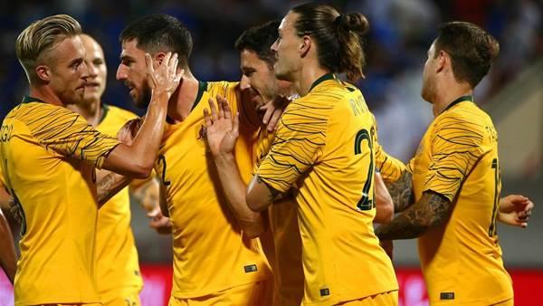 Pic special: Kuwait vs Australia