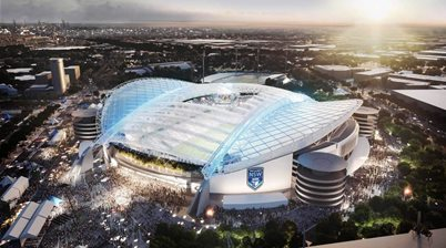 Revealed! ANZ Stadium's $810m revamp