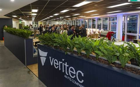 Microsoft partner Veritec's new Canberra office