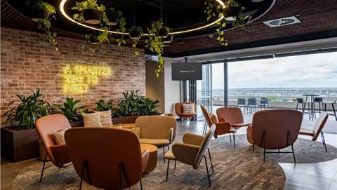 Inside Dexus' plush new corporate co-working digs