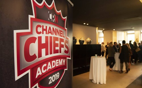 Partners play at CRN's first Channel Academy