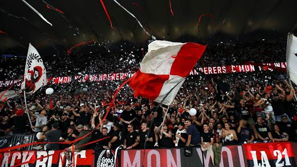 In pics: The Sydney Derby