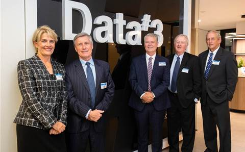 Data#3 welcomes its partners to new Sydney office