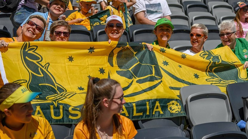 Sidelined: Epic Matildas Gallery