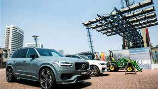 Photos: The 4th International Driverless Vehicle Summit in Sydney