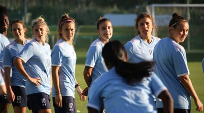 In pics: Sydney FC prepare for Adelaide test