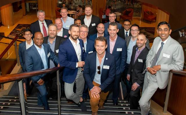 Channel parties at the 2019 CRN Fast50