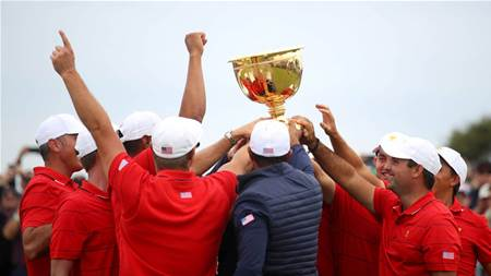 Presidents Cup picture special