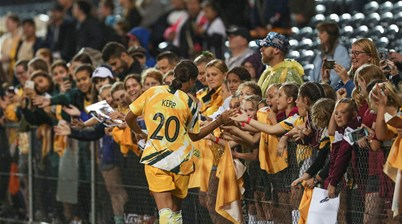 Ultimate Sideline Gallery: Matildas vs Chinese Taipei