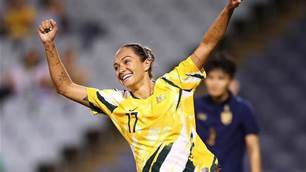 On fire Matildas veteran 'doesn't really know' her best position