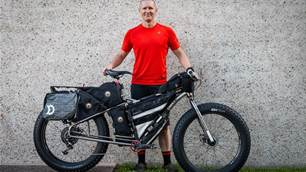 What bike for the Iditarod Trail Invitational?