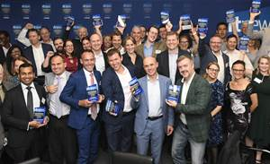 The winners of the Benchmark Awards 2020 in pictures