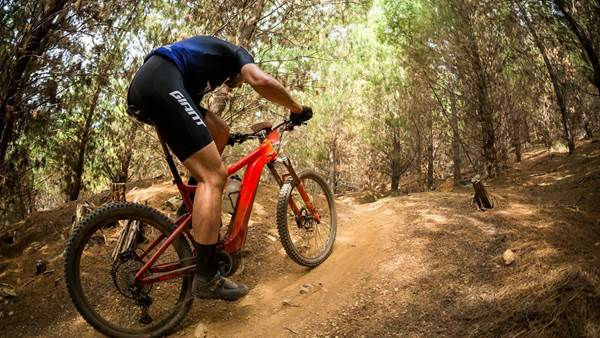 e-MTB Racing electrifies Bright Champs