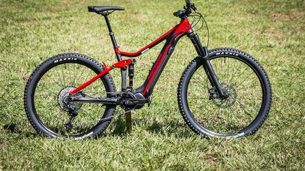 FIRST LOOK: Merida's eOne-Forty Limited eMTB