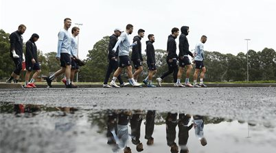 Pic special: City and Sydney back at training