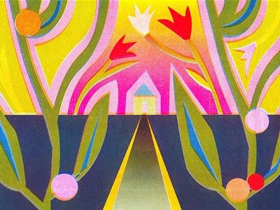 geometric prints by ellis tolsma