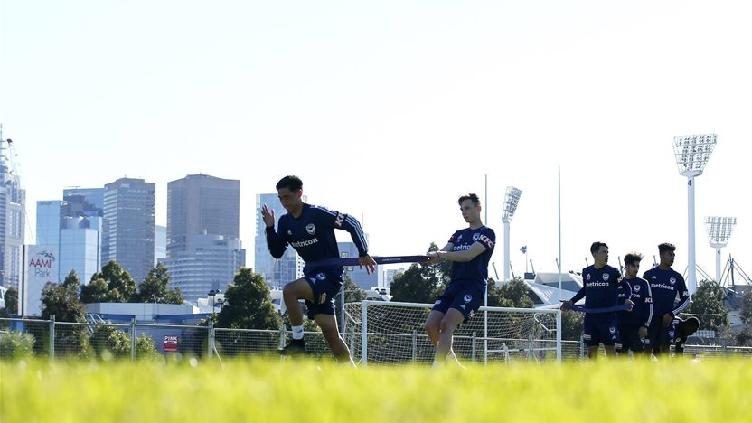 Pic special: Melbourne in action
