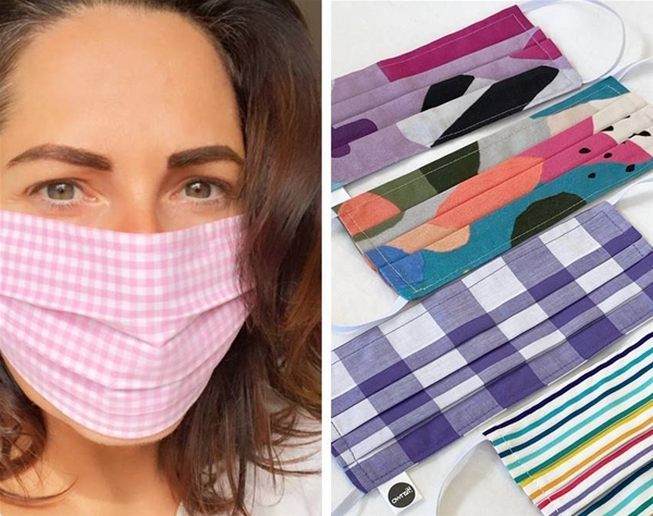a few places to buy fabric face masks