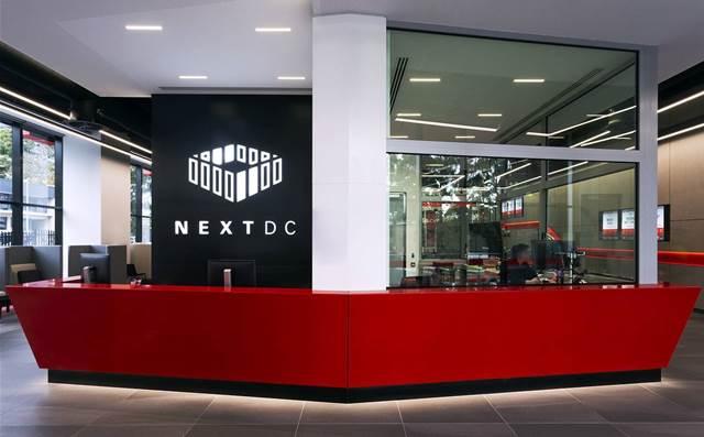Behind the scenes at NextDC's S2 data centre