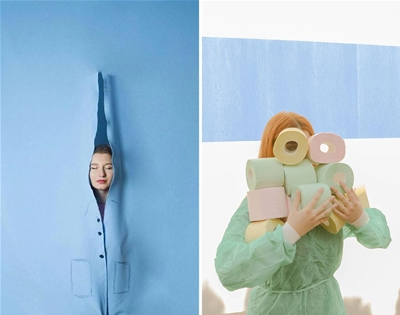 karen khachaturov's snaps walk the line between pretty and weird