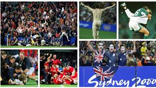 Remember the first (and last) time the world's greatest footballers came to Australia?