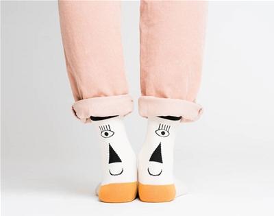 long list: super-cute socks