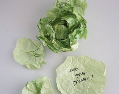 lettuce appreciate some fine notepads