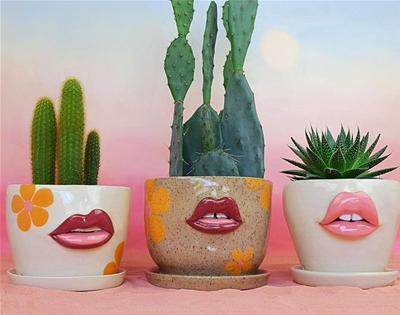 trippy ceramics by female alchemy