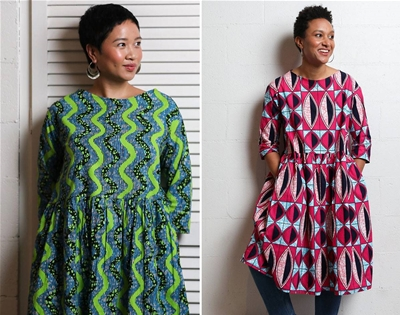 ulo's vibrant duds will put a smile on your dial