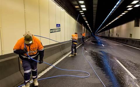 Aussie Broadband runs dark fibre through Sydney Harbour Tunnel