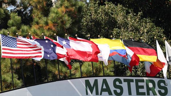 Gallery: Masters Round 2