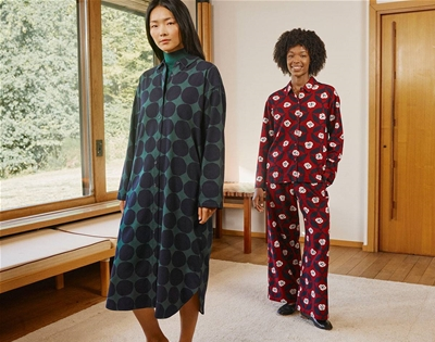 peep the new uniqlo x marimekko collection
