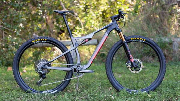 FIRST LOOK: Orbea Oiz M Team