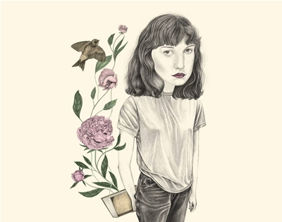 annelie carlström's illustrations