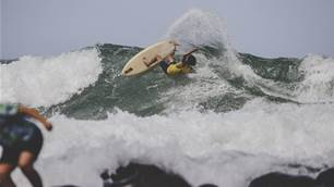 Gallery and Highlights: 2021 Burleigh Heads Single Fin