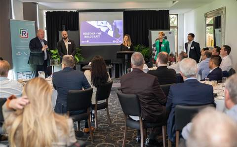 Who was spotted at Alcatel-Lucent Enterprise's Connex21 event?