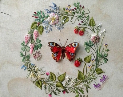 rosa andreeva's enchanting embroidery