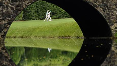 Gallery: Masters Round Two