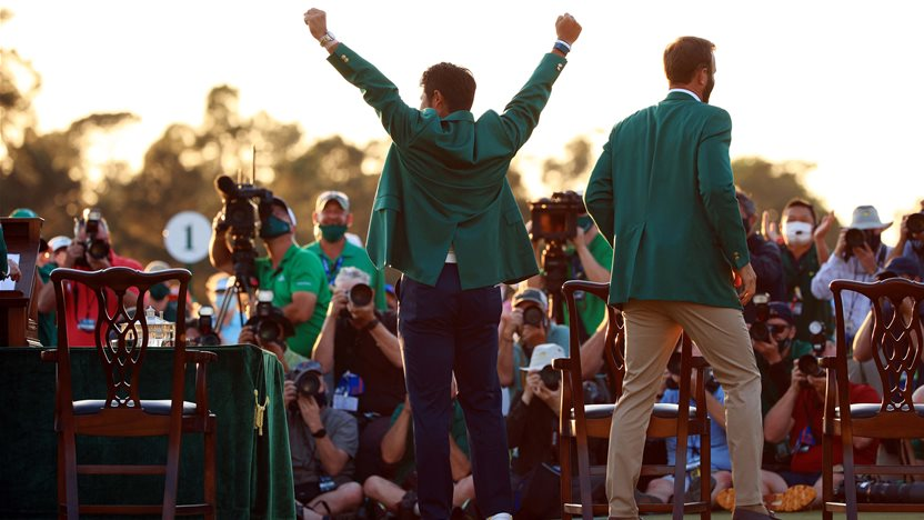 Gallery: Masters Final Round