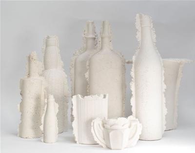 kristin burgham's torn ceramics